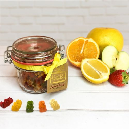 Halal Happy Sweets Jar - islamic gift